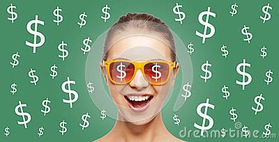 happy-woman-shades-dollar-currency-sings-people-finance-money-concept-screaming-teenage-girl-over-green-background-59927058
